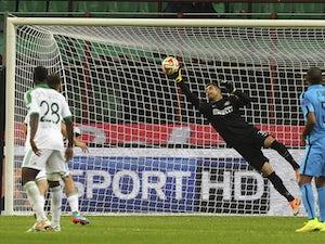 Team News: Carrizo deputises in goal for Inter