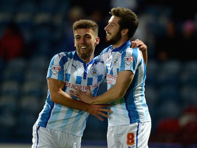 Result: Brighton hold Huddersfield