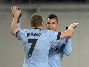 Live Commentary: CSKA 2-2 Man City - as it happened