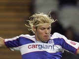 Mauro Milanese of QPR during the Coca-Cola Championship match between Queens Park Rangers and Birmingham City at Loftus Road on September 12, 2006