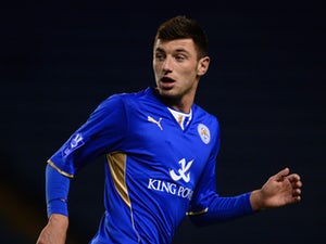 Leicester youngster loaned to Walsall