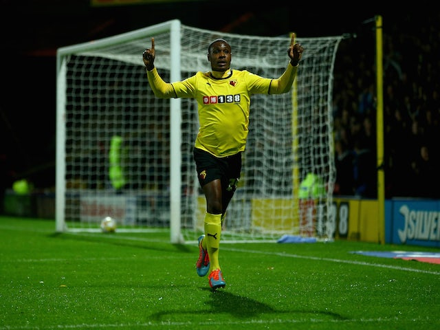 Result: Watford, Forest finishes all square