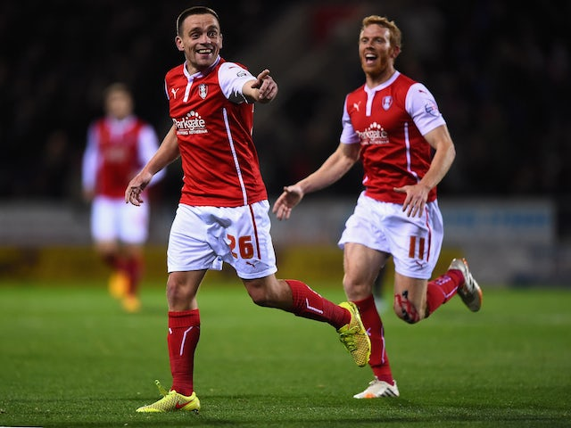 Result: Rotherham see off Bolton