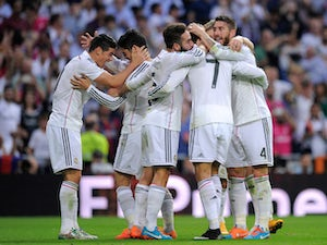 Pavone hoping for Real Madrid shock