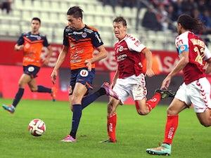 Reims condemn Montpellier to defeat