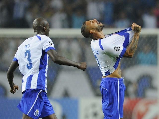 Result: Quaresma seals three points for Porto
