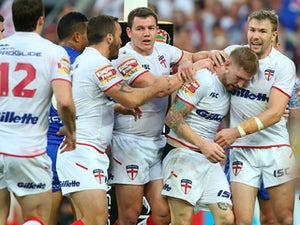 Sam Tomkins relishing prospect of leading England out in Perpignan