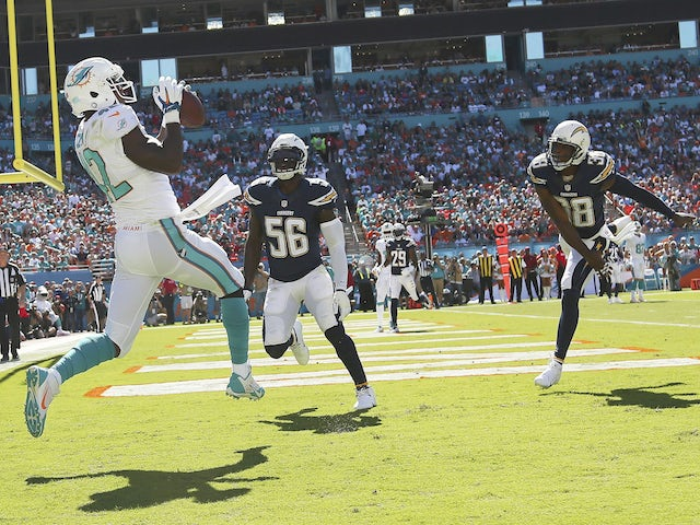 Result: Chargers shut out in Miami