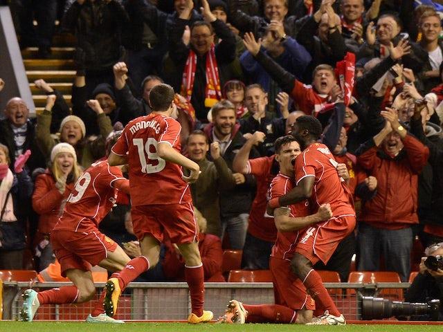 Result: Balotelli inspires Liverpool turnaround