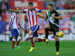 Atletico too strong for Cordoba