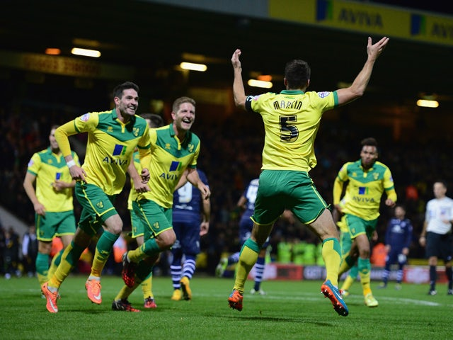 Result: Hooper earns Norwich point