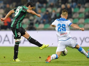 Sassuolo come from behind to win