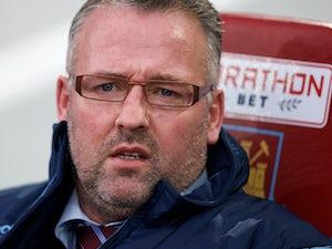 Lambert determined to get Villa back on track