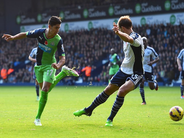 Result: Newcastle resurgence continues at West Brom