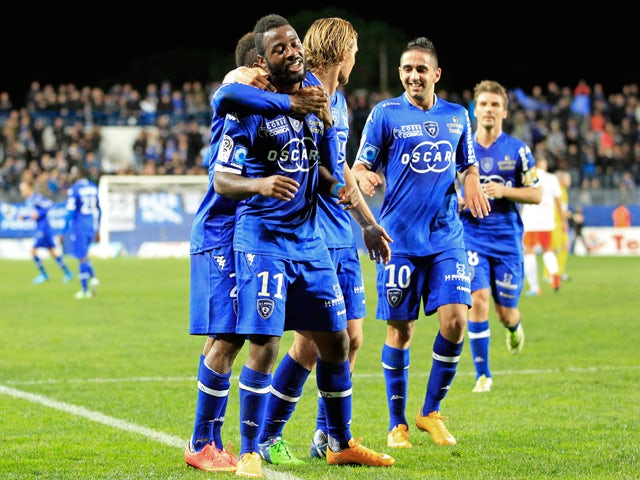Result: Tallo fires Bastia past Montpellier
