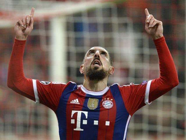 Result: Bayern secure top spot