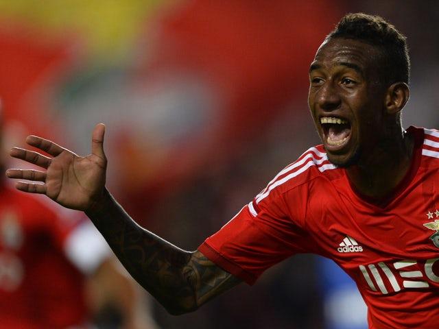 Result: Benfica put four past Estoril