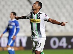 Borussia Monchengladbach record first win