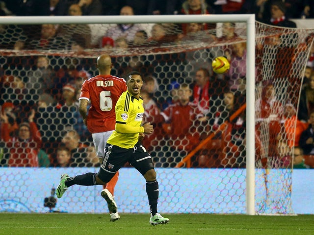 Result: Brentford coast to Forest win