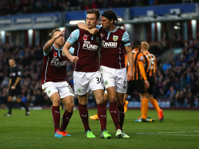 Result: Burnley secure first win of season