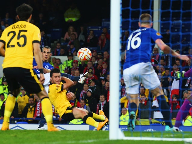 Result: Everton cruise past Lille at Goodison Park