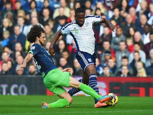 Team News: Anichebe starts for West Brom