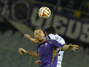 Europa League roundup: Fiorentina stumble to PAOK draw
