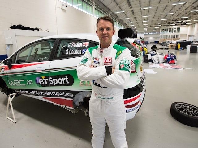 Graeme Swann/BT Sport promo image 2