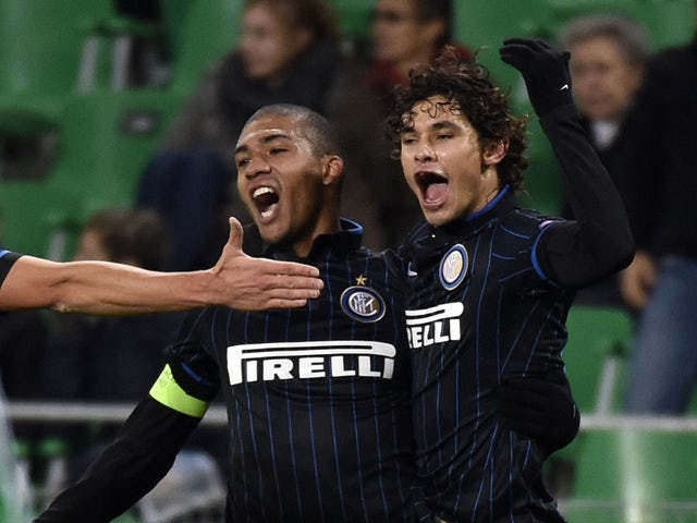 Result: Inter Milan held by stubborn Saint-Etienne