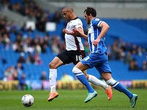 Jordan Bowery downs Cambridge United