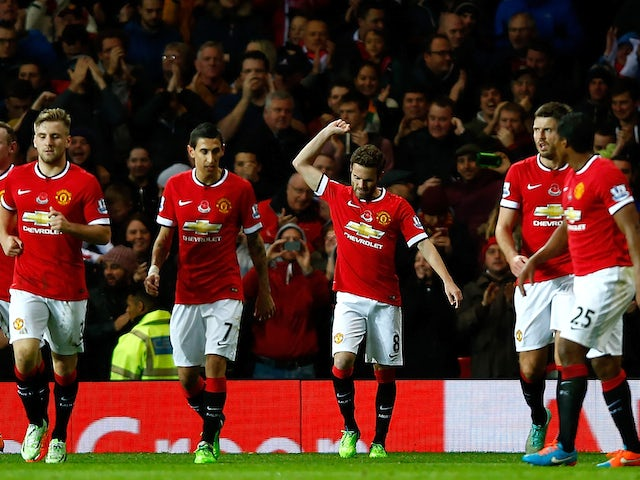 Result: Mata goal sees off Palace