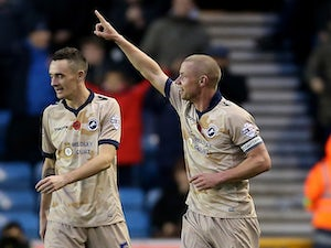 Millwall release 18 players