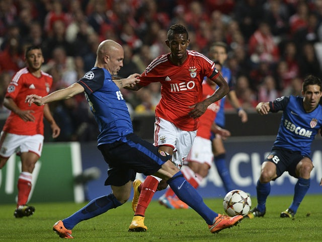 Result: Talisca wins it for Benfica