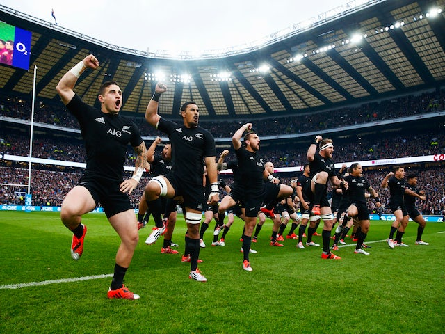 Result: New Zealand too strong for England