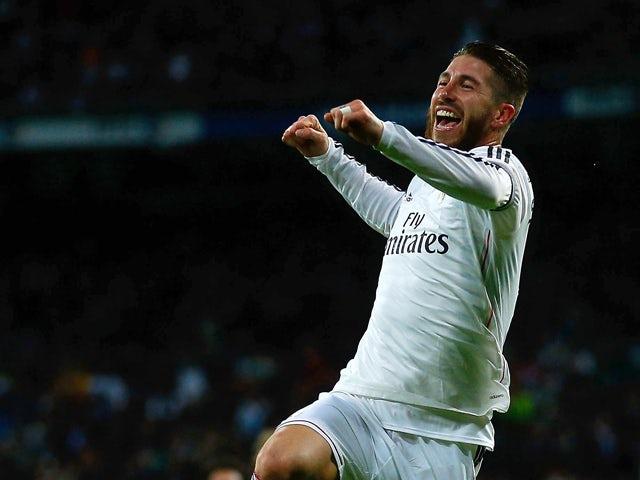 Result: Ramos heads late equaliser in El Clasico