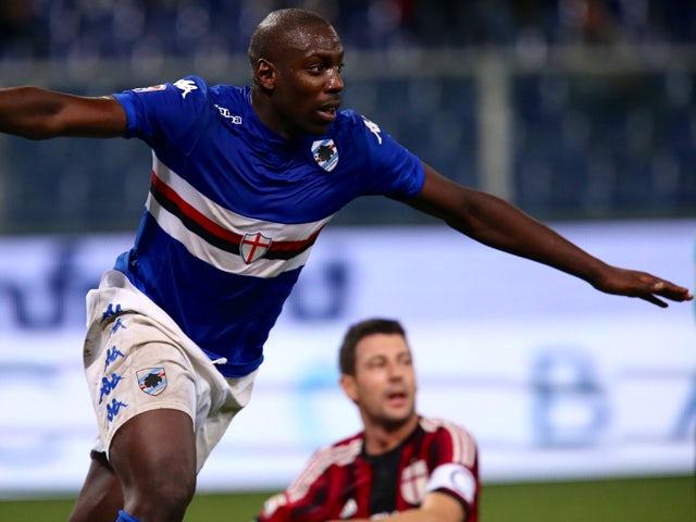 Result: Sampdoria climb into Serie A top three