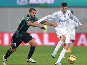 No goals for Sassuolo, Atalanta