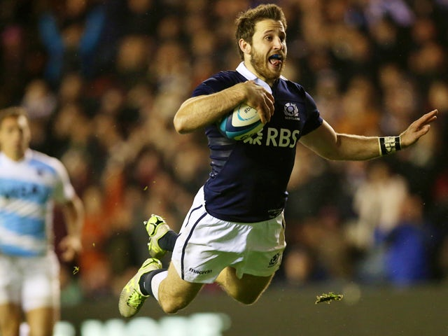 Result: Scotland cruise past Tonga