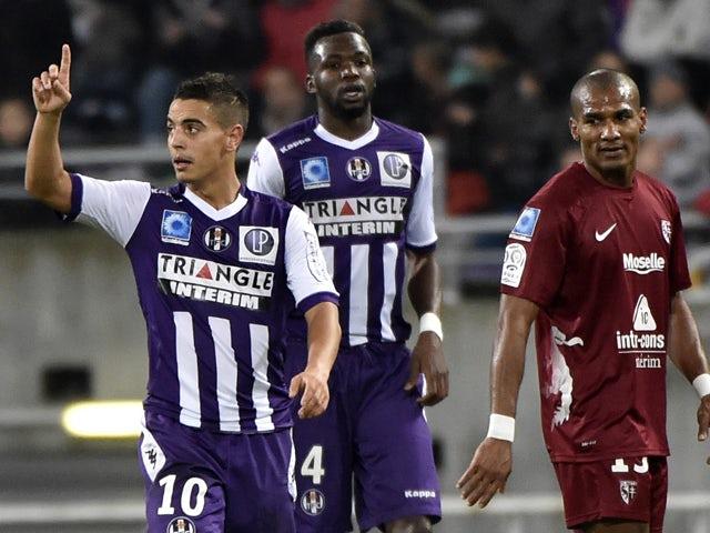 Result: Toulouse beat below-par Metz
