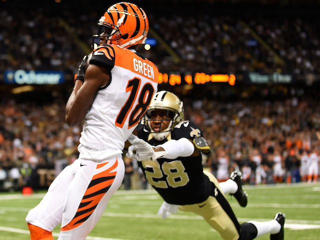 Result: Bengals defeat Saints with dominant display