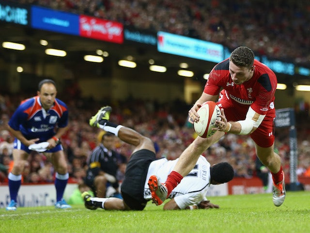 Result: Wales see off Fiji