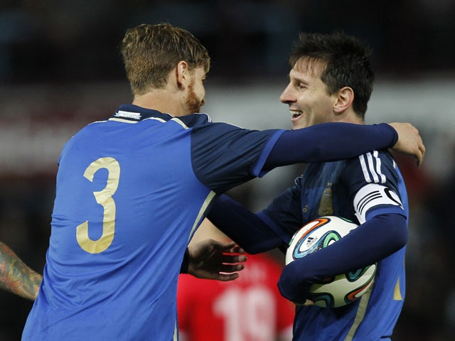 Result: Argentina squeeze past Croatia