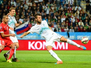 Cesar: 'Slovenia ready for England'