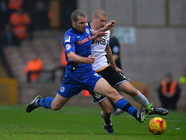 Result: Port Vale into top half with win