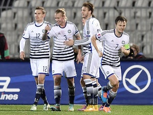 Denmark come from behind to win in Serbia