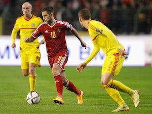Match Analysis: Belgium 0-0 Wales