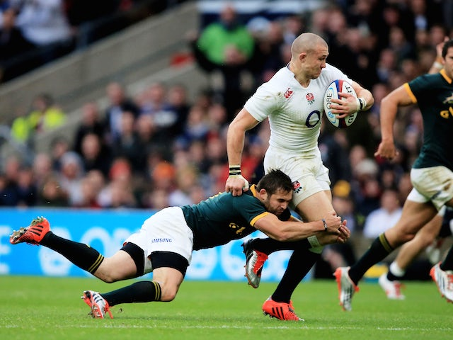 Result: South Africa edge past England