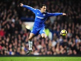 Ricardo Carvalho of Chelsea in action during the Barclays Premier League match between Chelsea and Fulham at Stamford Bridge on December 28, 2009