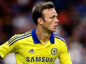 Chelsea loan Todd Kane to Groningen