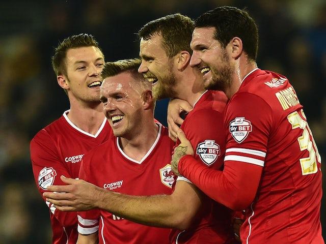 Result: Cardiff beat 10-man Reading